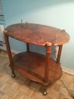 Serving table (Coffee table)