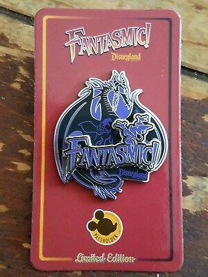 Disney Disneyland pin Fantasmic 2017 AP LE PIN
