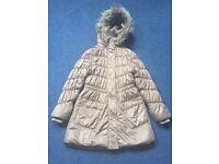 Girls age 9-10 years Next coat