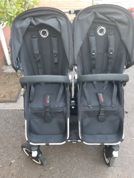 Bugaboo Donkey Duo for sale  Thornhill, Wales