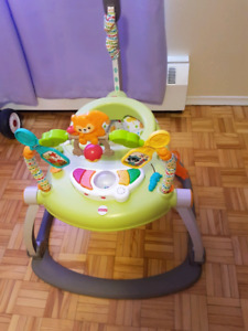 Woodland friends jumperoo (Fisher price)