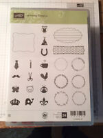 Stampin' Up! A Fitting Occasion