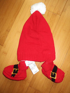 "NEW!   ""TCP"" Hat & Mitts Set - 0-6Mths London Ontario image 1"