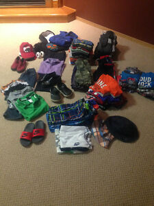 Boys size 6/7 assorted clothing