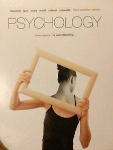 Selling my psychology book