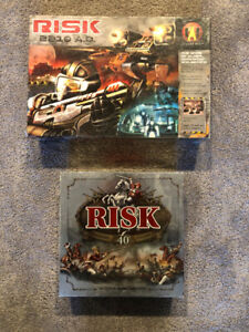 Board games - The GOOD Risk games