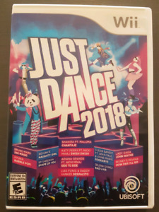 Just Dance 2018 for Wii