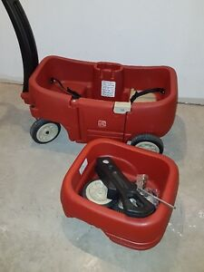 Little Tikes Step 2 Wagon with Trailer