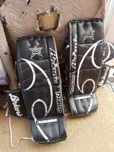 Brian's Demon Goalie Pads