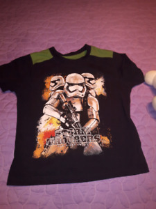 Lot boy clothes size 5-6