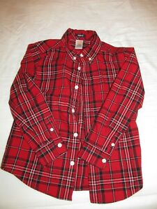 Gymboree Size 5-6 Long-Sleeve button shirt Windsor Region Ontario image 1