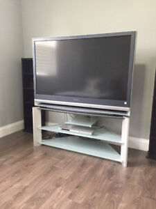 Sony Trinitron TV with stand!!
