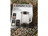 New kenwood chef blender attachment