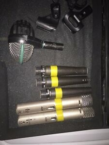 Mics swap for amp