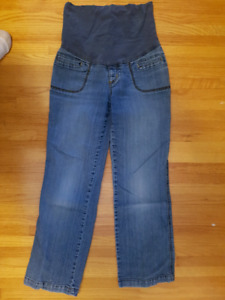 Thyme maternity jeans XS
