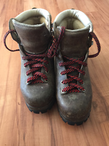 BOOTS FOR MOUNTAIN HIKING