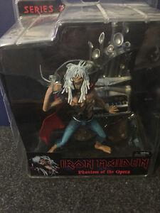 Rare Iron Maiden Phantom of the Opera Figure