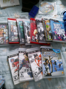 PlayStation 3 Games For Sale/Trade