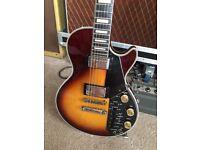 Gibson (not) Les Paul Kay Effector closet Classic