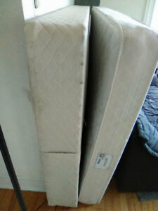 Beautiful DOUBLE MAttress, BOX , & FRAME Inc delivery