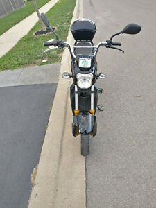 2015 E-bike Rush 60V (moped)