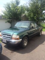 2000 ford ranger etested $500 firm!!