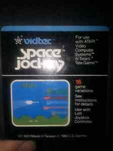 Rare Atari 2600 Space Jockey by vidtec