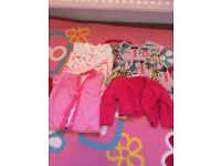Small bundle of baby girls Next Items 3-6 months