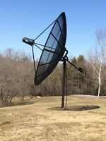 Channel Master Satellite Dish