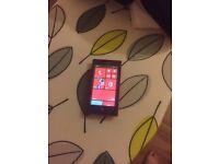 Nokia 520 smart phone 8gb