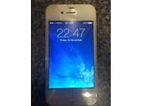 iPhone 4 White 16GB On All networks