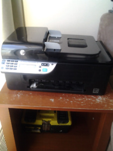HP office jet 2000 wireless 3 in 1 printer