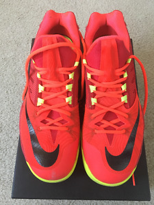 Used James Harden Nike Zoom Run The One