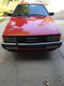 1985 Audi Other Coupe Coupe (2 door)
