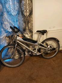 Electric hybrid bike