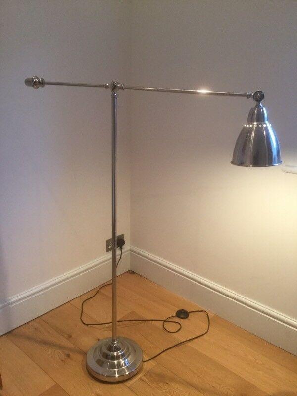 Ikea Barometer Floor Reading Lamp In Finsbury Park London Gumtree