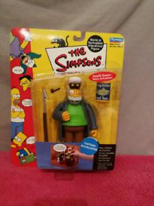 The Simpsons Captain McCallister Playmates