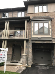 FREEHOLD townhouse by the water in Stoney creek for sale