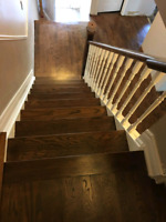 STAIRS AND RAILING RENOVATIONS ALL
