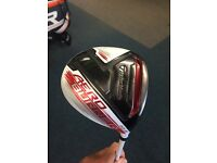 TAYLORMADE AEROBURNER 10.5' DRIVER. REG FLEX. GOOD CONDITION