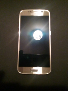 Galaxy s6 gold edition new