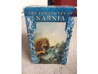 The Chronicles of Narnia, Books 1-7