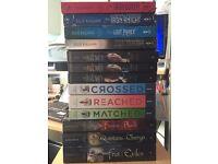 44 teenage books