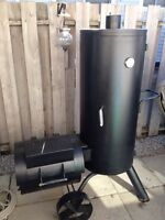 BARBEQUE-SMOKER
