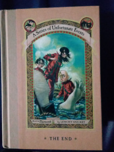A Series of Unfortunate Event (#13 - The End)
