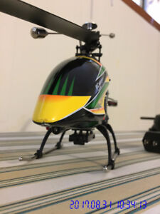 Sky dancer RC helicopter
