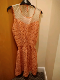 Marks and Spencer Angel Summer Dress XS