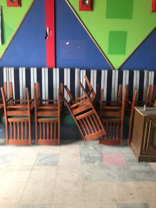 Restaurant Equipments & Furnitures for sale