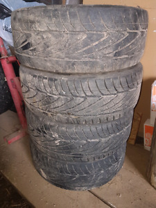 Nitto tires 215/45ZR17