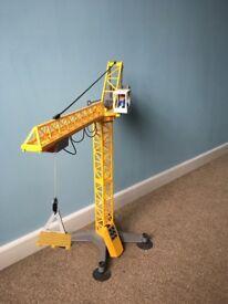 Playmobil crane